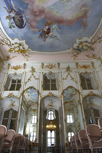 Esterházy Castle, Music Halll